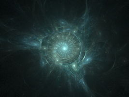 Apophysis: Warp V by FractalMBrown