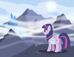 NATG (Day 14): The City of Mist by Xain-Russell