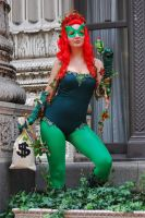 Poison Ivy- Ivy. by FallMoonlitRose