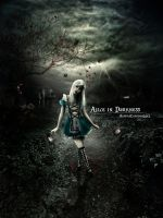 Alice in Darkness by 25clad35