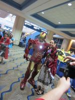 Iron Man Cosplay by quickwing23