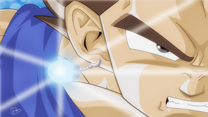 Vegeta potalas by DesignD