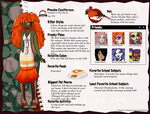 Monster High: Phoebe Coniferous by Aellos
