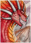 ACEO LadyFromEast by Naseilen