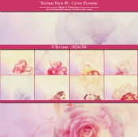 Texture Pack #8 - Candy Flower by dreamswoman