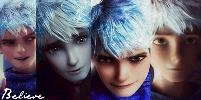 DreamWorks - Rise Of The Guardians - Jack Frost by DisneyJLE