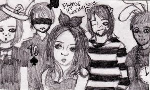 Flyleaf in Wonderland by FLYleafxpiano