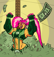 Dollar Fighter 3 Tribute by WesleyRiot