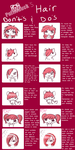 Drawing Hair: The Do's and Dont's by Puffleduck