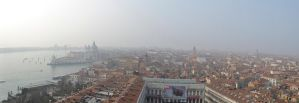 Italy Venice panoramic view by Something1825