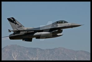 Riverside F-16 II by AirshowDave