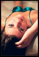 Jacqueline Reclining by mobiusco-photo