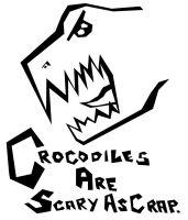 the truth about crocodiles. by IV-Davis