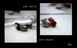 eve white, eve black by noirsacre