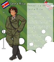 Costa Rica's Reference Sheet by A-rtificialHeart