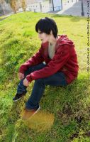 Warm Bodies : A lonely R - cosplay by MischievousBoyAilime