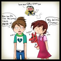 BFFL - Going Digimon by Chocoreaper