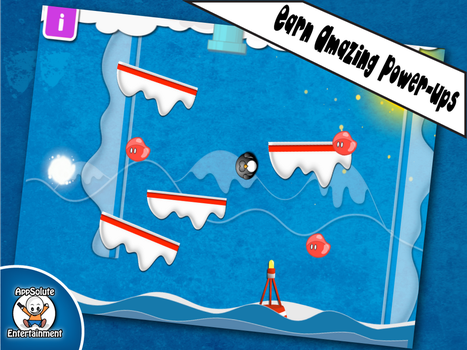 Penguin Glide Screenshot: D by dcproductions25