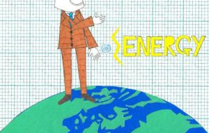 how energy is produced. by illustrationgirl