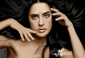 Old Vexel- Salma Hayek by fabulosity