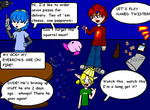 Party quirks by Soriku-video-gamer