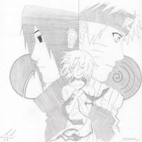 Naruto: Sakura's Sorrow by DM-JigSaw