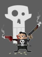 PUNISHER by WEB99