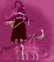 witch kid by bannaray4