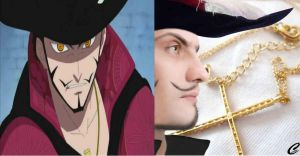 Mihawk - One Piece by Ciotti