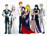 The Entire Family by LadyoftheGeneral