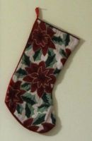 stock - christmas stocking by ribcage-menagerie