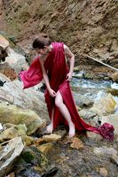Nymph of water by Hudojnica