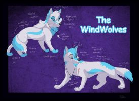 The WindWolves by WindWo1f