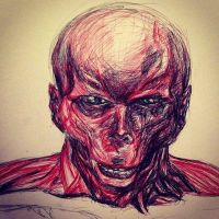 Red Skull by DetectiveDuckMan