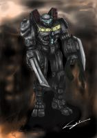 Jaeger2 by avallance