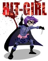 Hit-Girl by memorypalace
