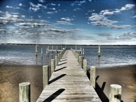 The pier by denehy