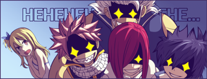 Fairy Tail 266 - Hehehe.. by LordSarito