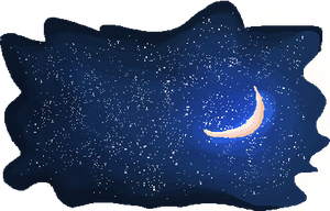 Busy Night Sky by Pinlicous-Bases