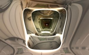 Inside the Anunaki Spaceship - Pong 83 by Topas2012