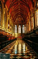 St. Johns Chapel in Cambridge by berttheturt
