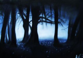 Dark Forest by CountessOfOle