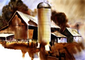 The Silo by PhantomHeart