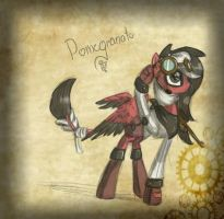 *RQ* Pomegranate by Alice4444DM