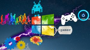 Windows 8 Gaming, Creative, Working Wallpaper by iKenny-Walls