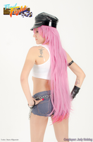 Poison cosplay - What are you looking at? by JudyHelsing