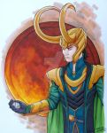 Loki by KidNotorious