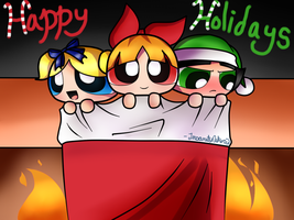 Happy Holidays! by MeisterCrona