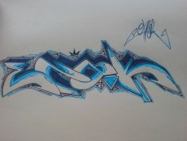 ENAK by Graffitiminded