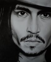 Johnny Depp by WSpower